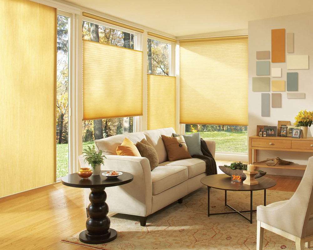 Honeycomb Blinds Santa Barbara Window Fashions