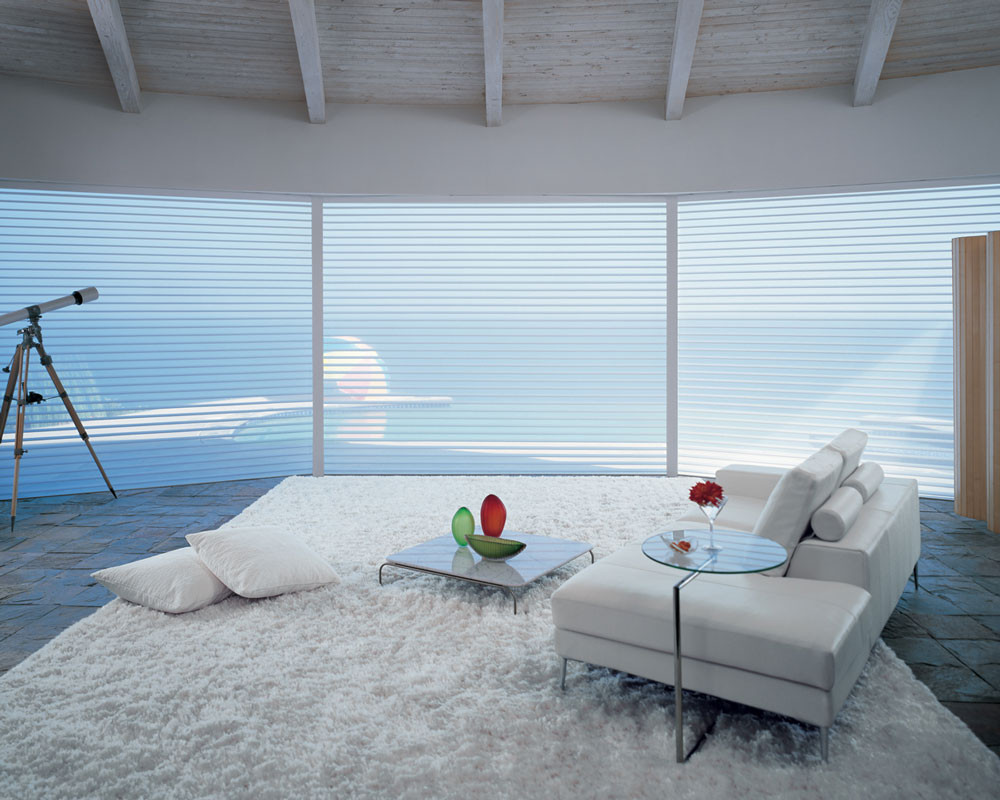 Hunter Douglas silhouette shades